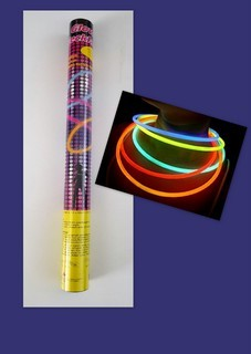 Bulk Pack Glow Necklaces