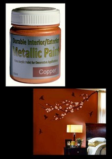 Metallic  Paint - Copper