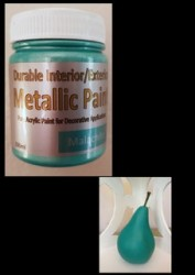 Metallic Paint - Malachite