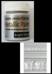 Metallic Paint - Bright Silver