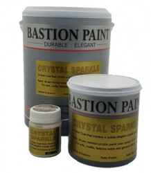 Crystal Sparkle Paints