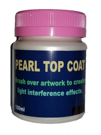 Pearl Top Coat Medium