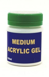 Medium Acrylic Gel