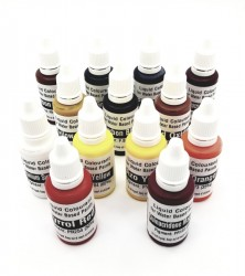 Liquid Colourants for Water Based Paints