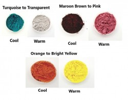 Thermochromic Pigments