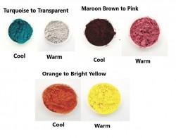 Colour Changing Pigments Bastion Paint Online Shop