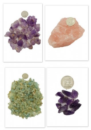 Rough Crystal Stones