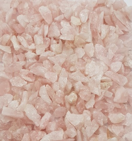 Rose Quartz Unprocessed Stones