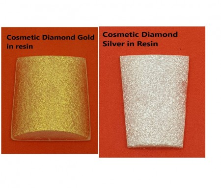 Cosmetic Diamond Pearlescent Pigments