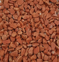 Red Jasper Small Tumbled Stones – Matt