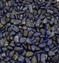 Sodalite Blue Small Tumbled Stones – Glossy