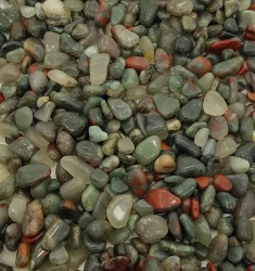 Bloodstone Small Tumbled Stones – Glossy