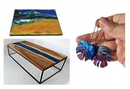 Resin Art Starter Packs - Epoxy Resin