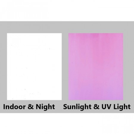Photochromic Paint - Magenta